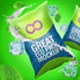 Milk Bag Mockup - GraphicRiver Item for Sale