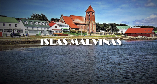 ISLAS MALVINAS FOOTAGE COLLECTION