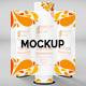 Elliptical Totem Display Mockup - GraphicRiver Item for Sale