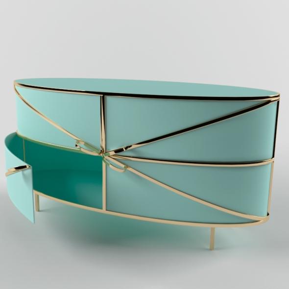 Sideboard NIKA ZUPANC - 3DOcean Item for Sale