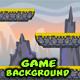 Platformer Game Background 15 - GraphicRiver Item for Sale