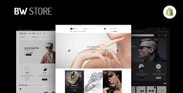 BW Store – Multi Store Responsive Shopify Theme