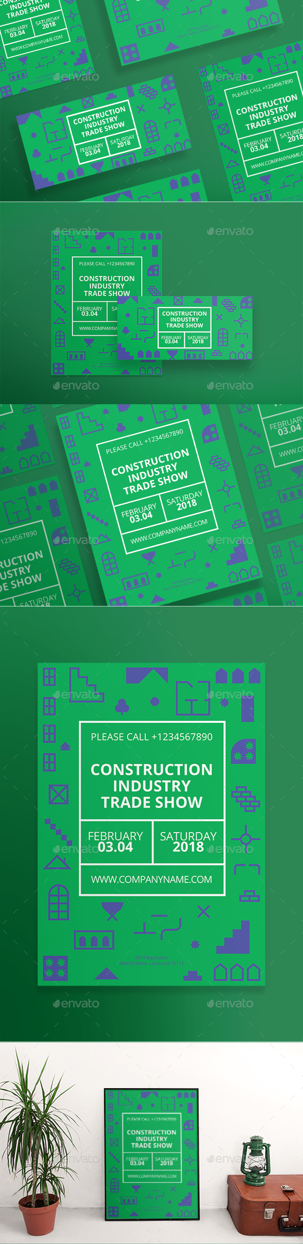 Industry Show Flyers - Miscellaneous Events