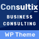 Consultix - Business Consulting WordPress Theme - ThemeForest Item for Sale