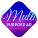 Multi Purpose Ad Banners