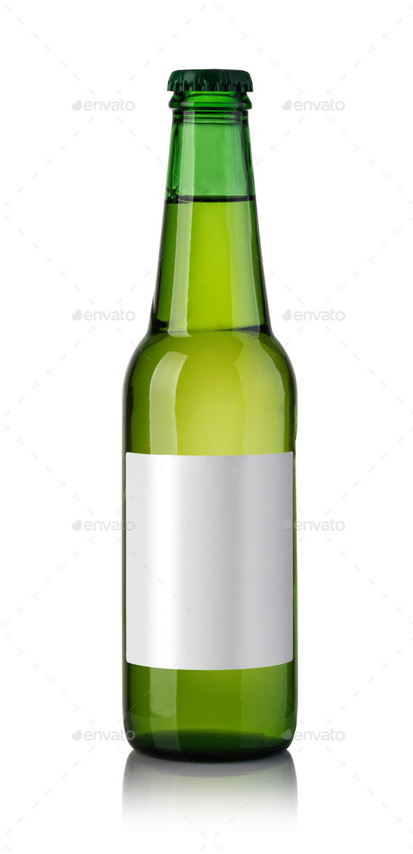 bottles of beer - Stock Photo - Images