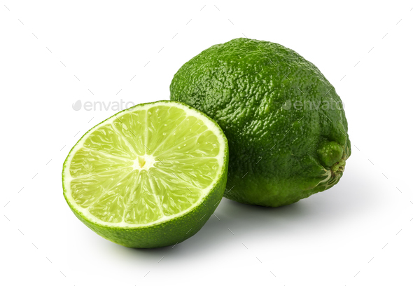 lime citrus fruit - Stock Photo - Images