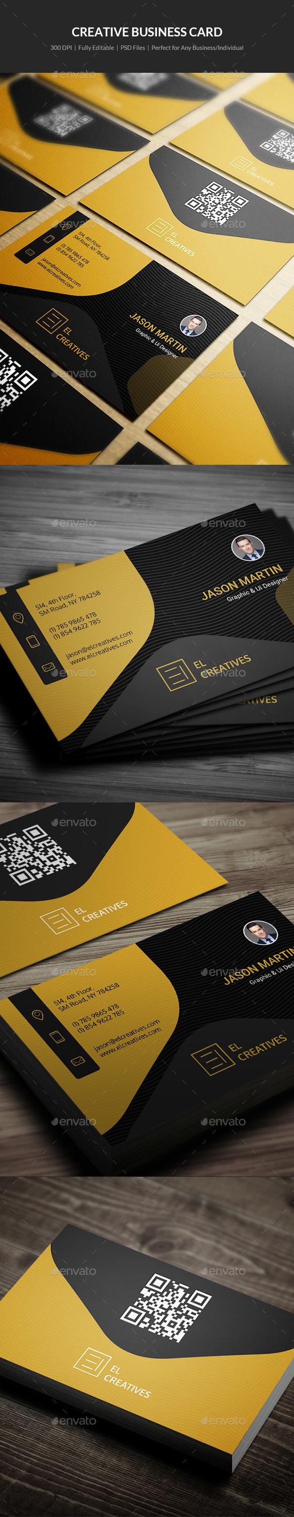Creative Business Card - 13 - Creative Business Cards