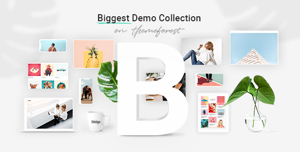Bridge - Creative Multi-Purpose WordPress Theme