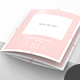 Square Trifold Brochure Mockups - GraphicRiver Item for Sale
