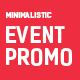 Minimalistic Event Promo - VideoHive Item for Sale