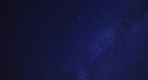 Stars Time Lapse