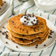 Homemade Chocolate Chip Pancakes - PhotoDune Item for Sale