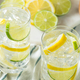 Homemade Lemon and Lime Water - PhotoDune Item for Sale
