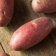 Raw Organic Red Fingerling Potatoes - PhotoDune Item for Sale
