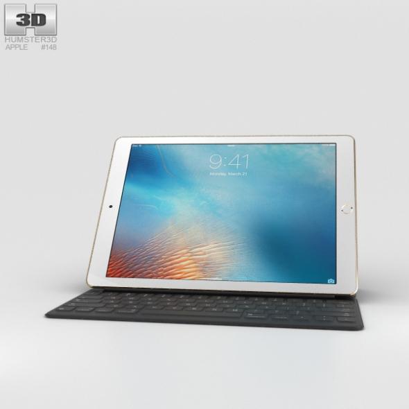 Apple iPad Pro 9.7-inch Gold