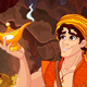 Aladdin and the Wonderful Lamp - GraphicRiver Item for Sale