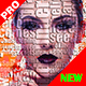 NEOxter typography photoshop action - GraphicRiver Item for Sale