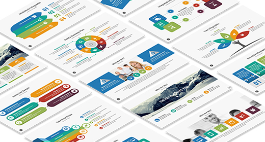 Presentation Templates - Special Collection