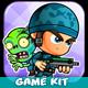 Zombie Shooter Platformer Game Assets 21 - GraphicRiver Item for Sale