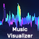 Glitch Music Visualizer - VideoHive Item for Sale