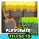 2D Game  Platformer Tilesets 27 - GraphicRiver Item for Sale