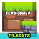 2D Game Platformer Tilesets 26 - GraphicRiver Item for Sale