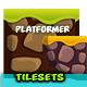 2D Game Platformer Tilesets 23 - GraphicRiver Item for Sale