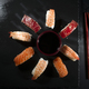 Circular sushi plate with chopsticks - PhotoDune Item for Sale