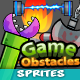 2D Game Obstacles Trees and Elements Pack02 - GraphicRiver Item for Sale