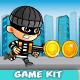 Robber Run Platformer Game Assets 15 - GraphicRiver Item for Sale