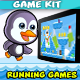 Penguin Run Platformer Game Assets 14 - GraphicRiver Item for Sale