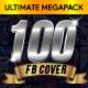 Facebook Cover Ultimate Megapack 100 PSD - AR - GraphicRiver Item for Sale