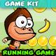 Gorilla Run Platformer Game Assets 12 - GraphicRiver Item for Sale