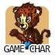 Guepard Kid Charachter