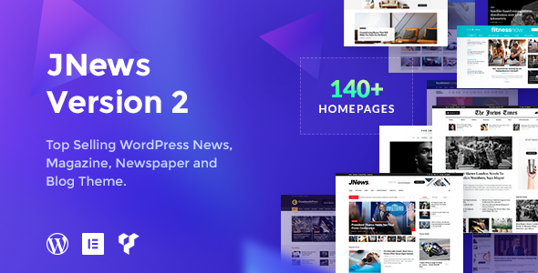 Image of JNews - WordPress Newspaper Magazine Blog AMP Theme