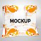 Flyer Mockup Set - GraphicRiver Item for Sale