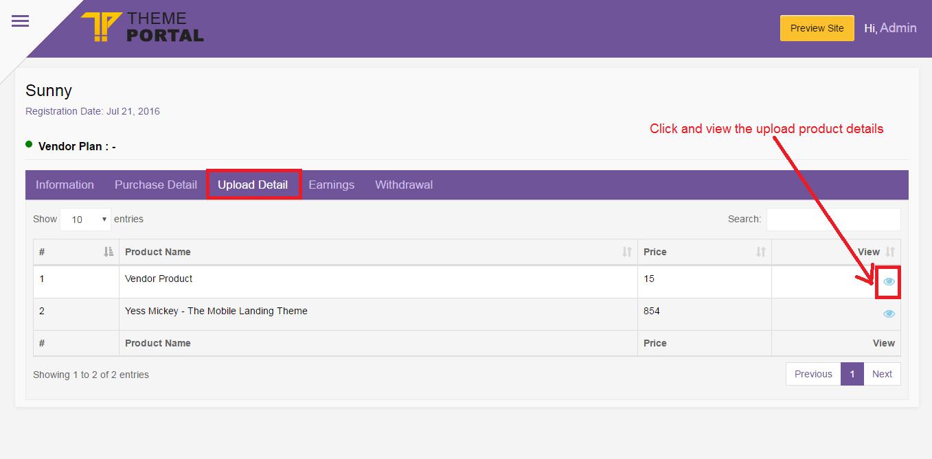 Theme Portal Marketplace - Sell Digital Products ,Themes, Plugins ,Scripts  - Multi Vendor