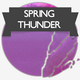 The First Spring Thunder