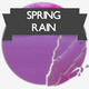 The First Strong Spring Rain