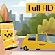Taxi Service App - VideoHive Item for Sale