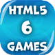 HTML5 GAMES BUNDLE №1 (CAPX) - CodeCanyon Item for Sale