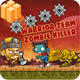 Team warrior-zombie killer -eclipse ,android studio and buildbox file with admob share and review - CodeCanyon Item for Sale