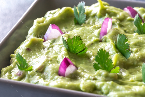 Guacamole - Stock Photo - Images