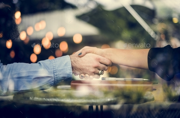 Handshake - Stock Photo - Images