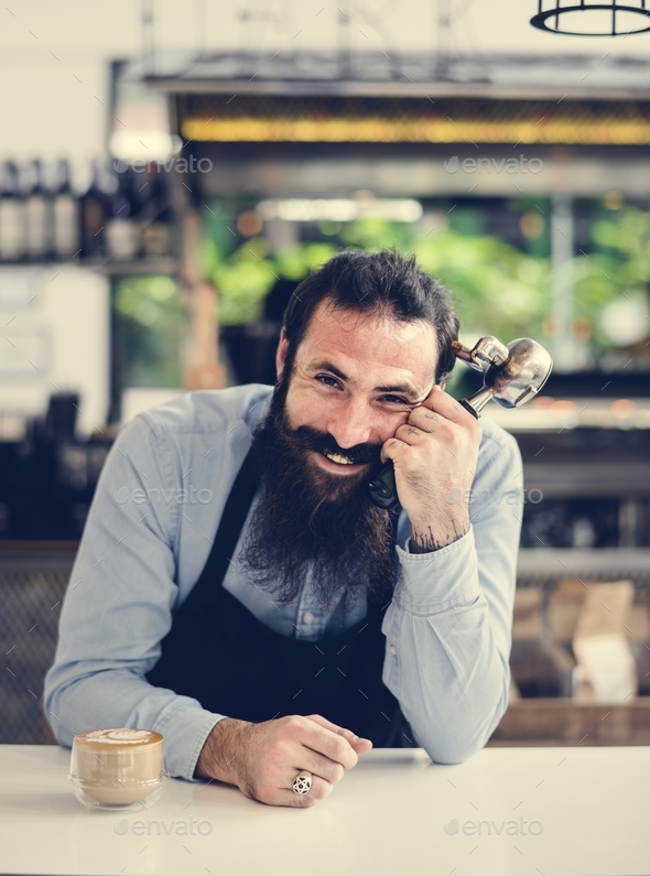 Barista - Stock Photo - Images