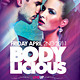 Bodylicious Flyer - GraphicRiver Item for Sale