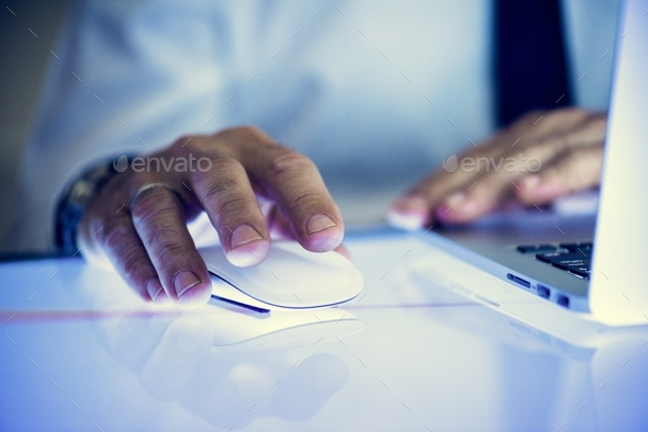 Business person working - Stock Photo - Images
