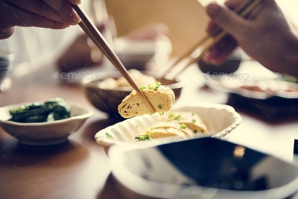Japanese food - Stock Photo - Images