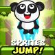 Panda Jump Game Character Sprites 15